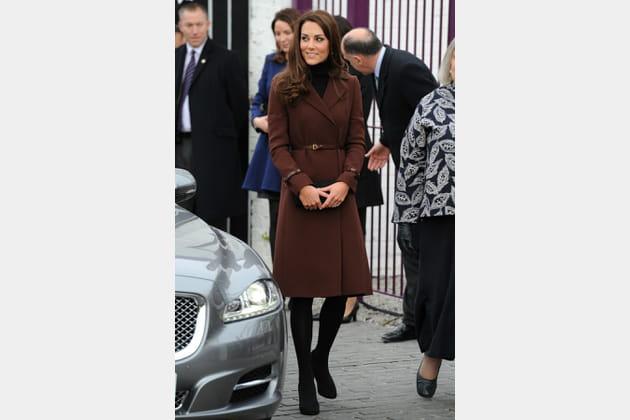 Kate Middleton le 14février 2012