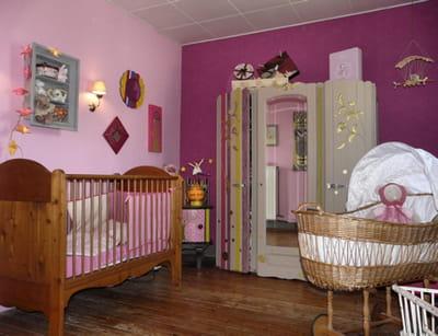 la chambre de rosa