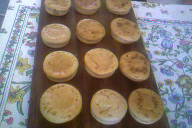 Muffins plaisir