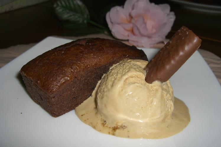 Brownies aux noisettes et chocolat blanc