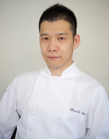 Shinichi Sato, chef du Passage 53