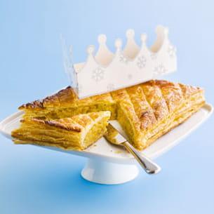 galette des rois façon pain d'épice