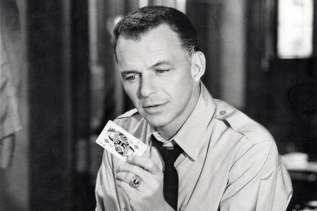 Frank Sinatra, la voix d'or