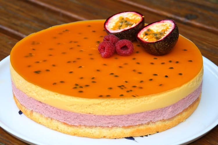 Recette Cake Aux Fruits Mercotte