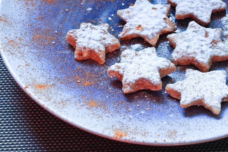 Biscuits à la cannelle ou Zimtsterne