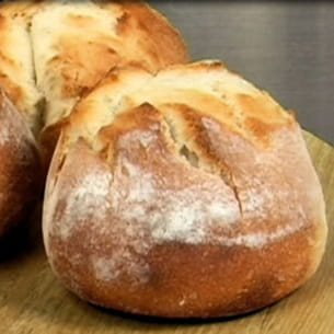 pains macatias à la fleur d'oranger
