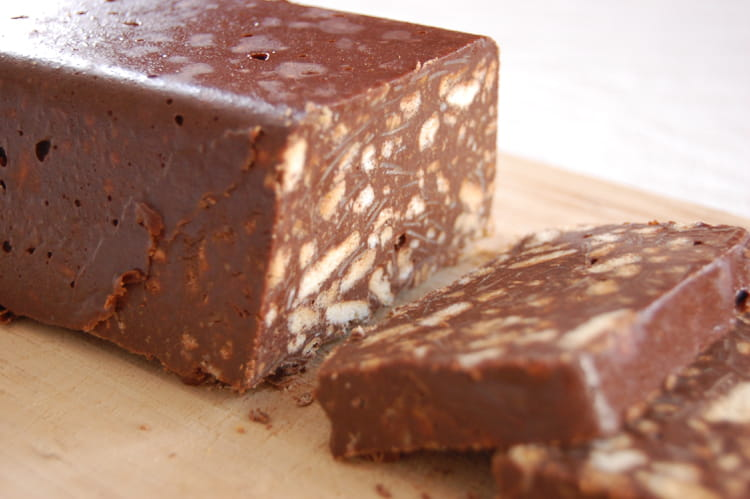 Recette de Gâteau au chocolat sans cuisson : la recette facile
