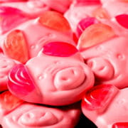 percy pig low