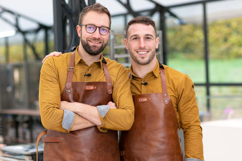 Le Meilleur Pâtissier: Henri et Alexis remportent la saison 4des professionnels
