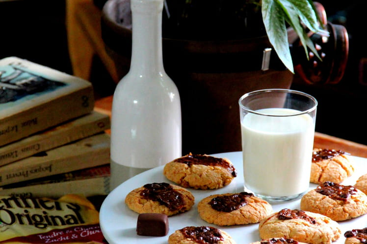 Cookies aux chocolats Werther's Original