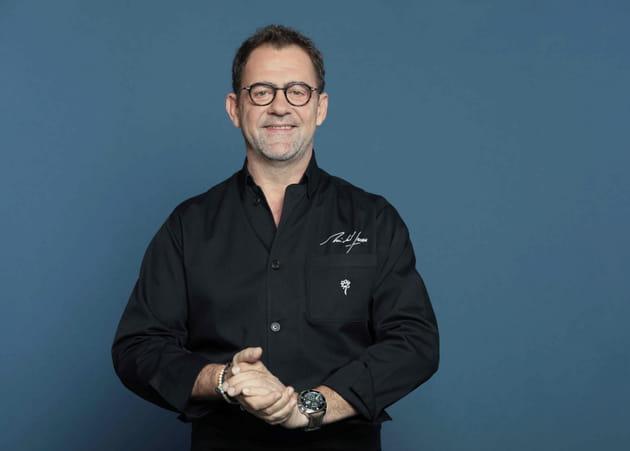 Au départ, Michel Sarran ne souhaitait pas participer à Top Chef