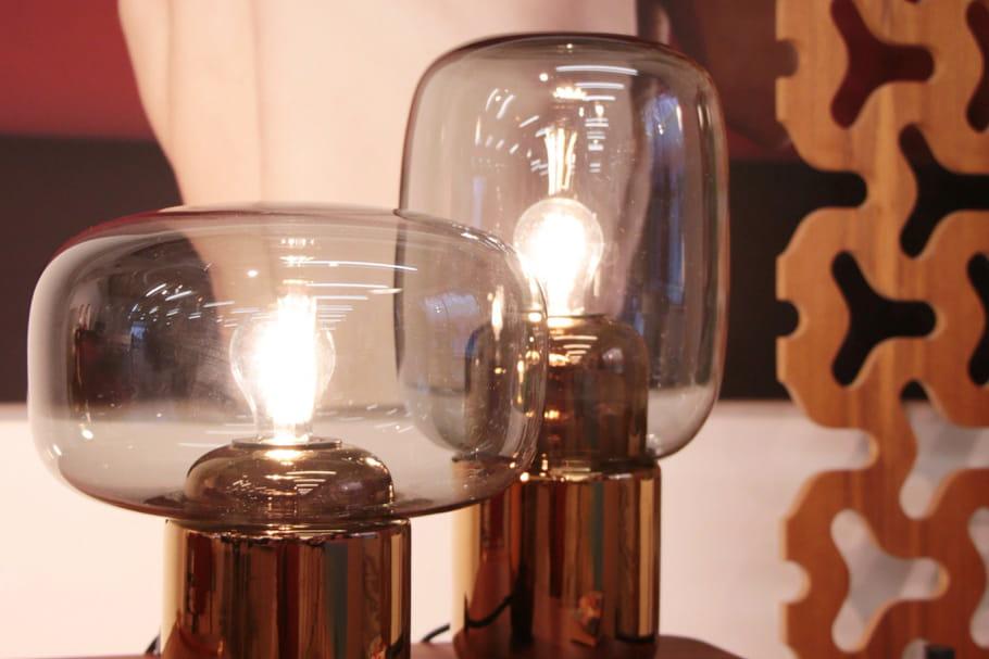 L'objet du désir: les lampes Sara & Bob par Maison Bensimon