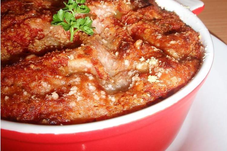 Lasagnes au saumon, épinards & ricotta