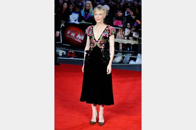 Cate Blanchett le 17octobre 2015