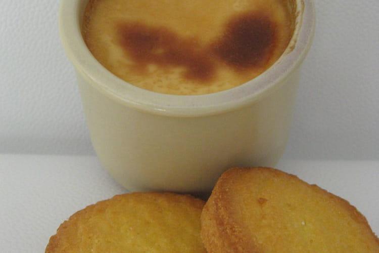 Flan à la crème de caramel au beurre salé