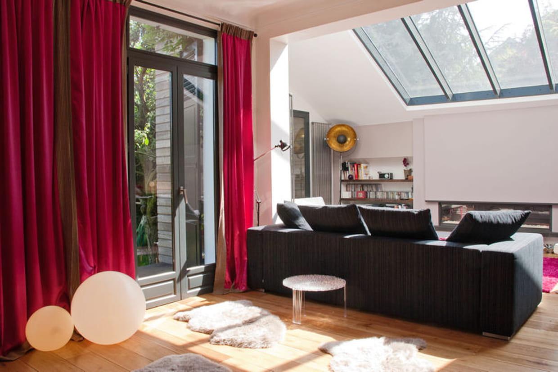 Salon ensoleill for Prix installation verriere