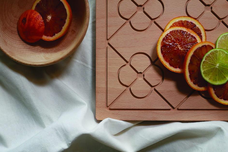 L'objet du désir: la planche à découper d'Aurélia Paoli & Designerbox