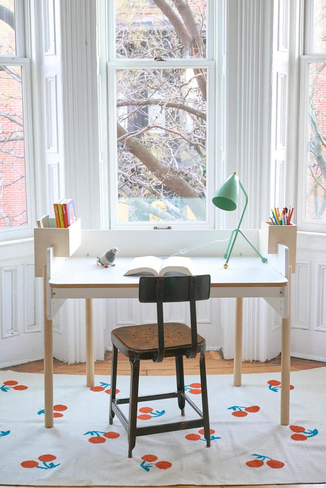 Comment aménager un coin bureau dans une chambre ?