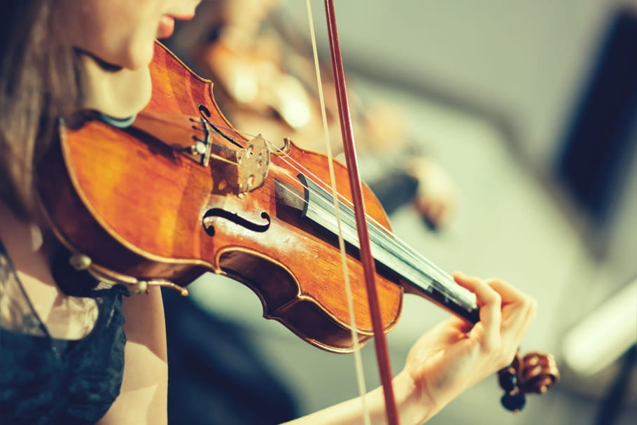 Rentrée 2018: les élèves accueillis sur de la musique classique