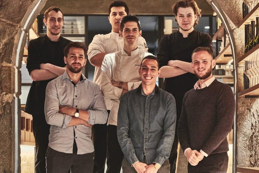 Culina Hortus, désigné meilleur restaurant végétarien français du monde