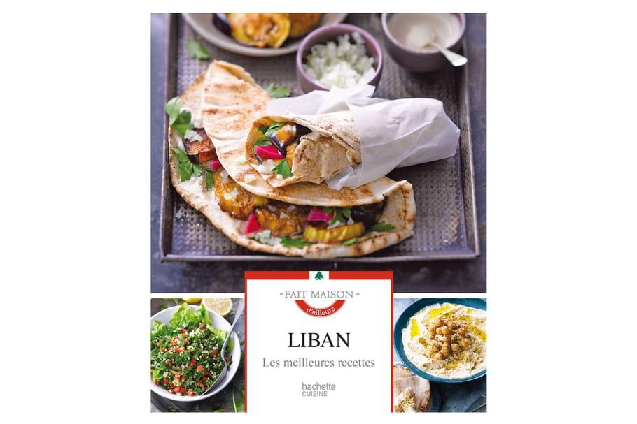 Concours gagnez 5 livres liban les meilleures recettes for Livre de cuisine hachette