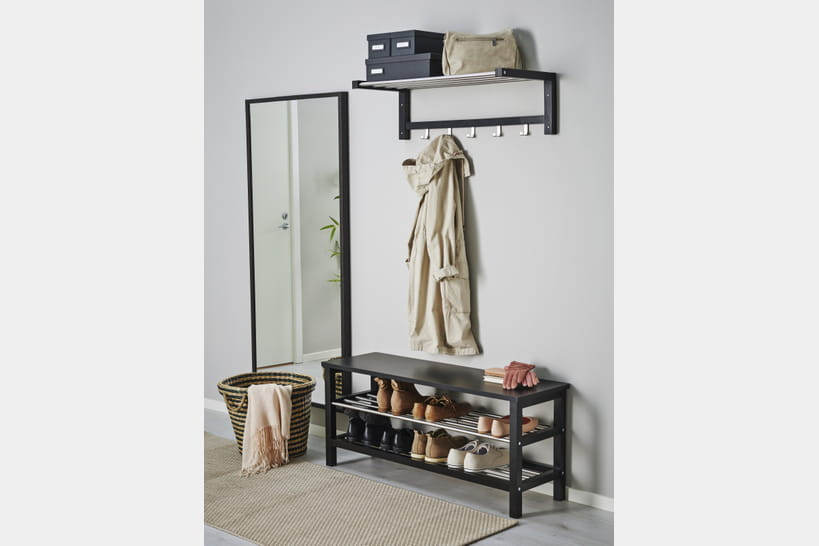 porte manteau sur pied pas cher ikea. Black Bedroom Furniture Sets. Home Design Ideas