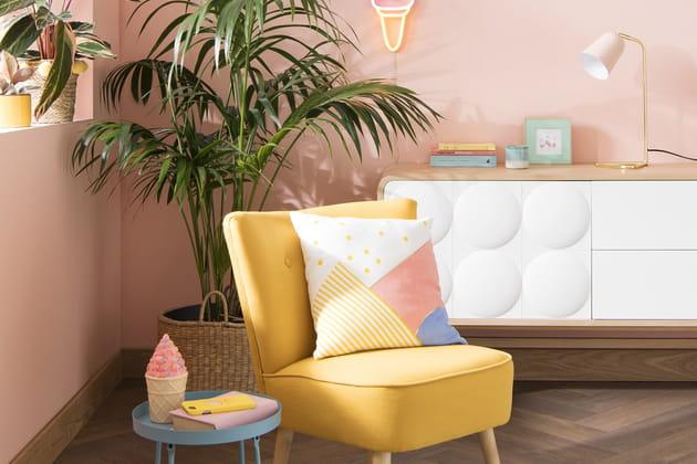 Lampe Glossy-cream Maisons du Monde