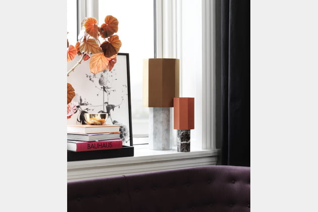 Lampes Eight over Eight de Louise Roe