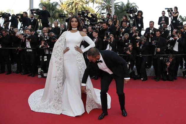 "Sonam Kapoor, virginale ""ajustée"""