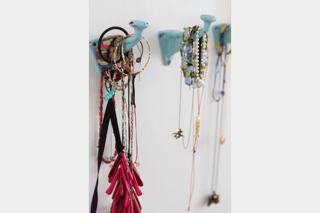 Des portes-bijoux astucieux et décoratifs