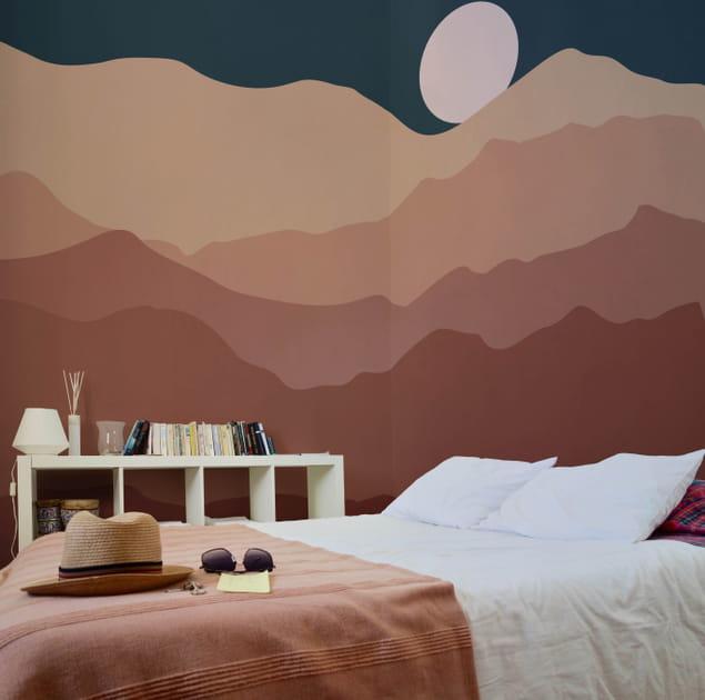 Ces papiers peints tendance et de saison qui font le mur