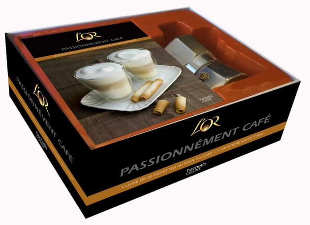 Coffret L'OR passionnément café