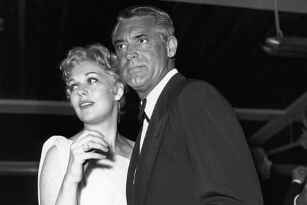 Kim Novak et le grand Cary Grant