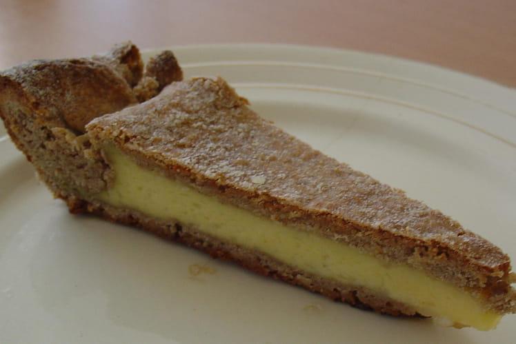 Gâteau sarrasin à l'amande