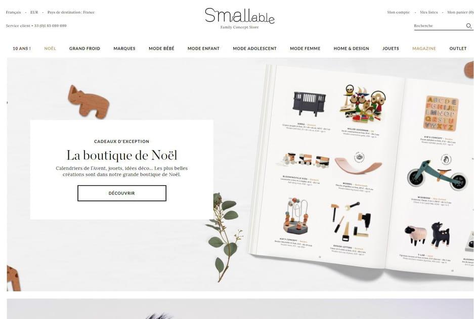 Familial: Smallable