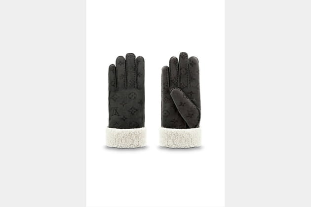 "Gants ""Darling monogram"" de Louis Vuitton"