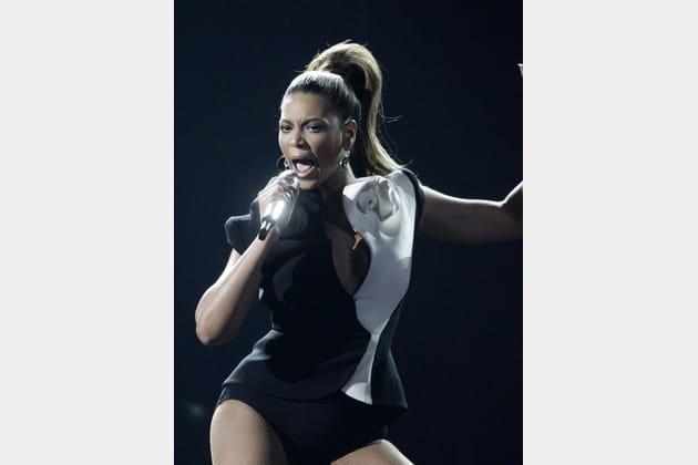 Beyoncé, danseuse talentueuse