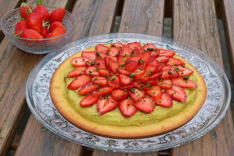 Recettes aux fraises
