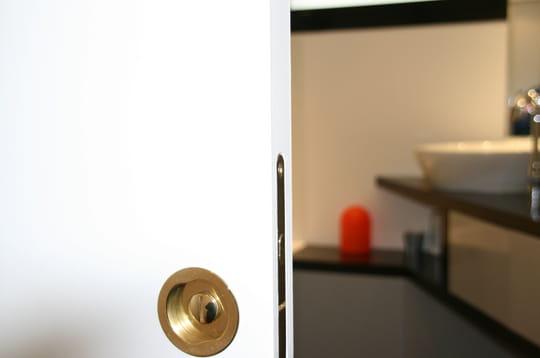 Des portes coulissantes