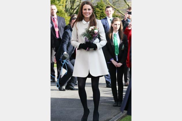 Kate Middleton le 19mars 2013