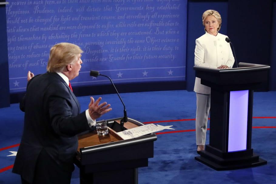 Trump versus Clinton: insulter les femmes pour mieux régner