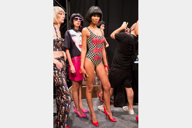 Jeremy Scott (Backstage) - photo 15