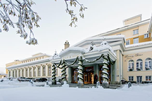 Hôtel***** Kulm St. Moritz