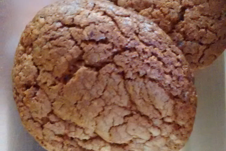 Cookies choco praliné