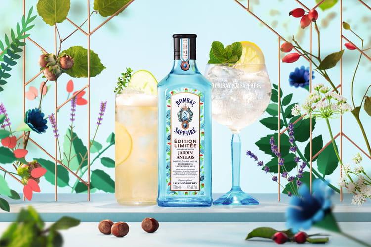 Gin & tonic Jardin Anglais