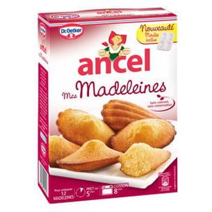 la préparation express pour madeleines d'ancel