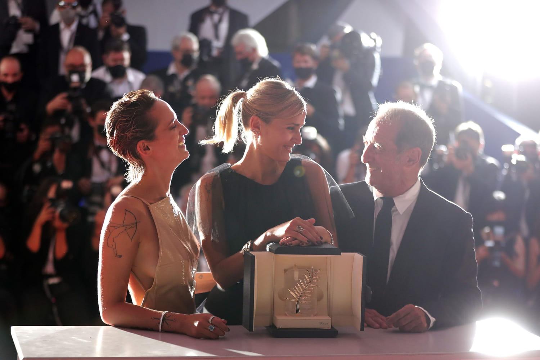 Festival de Cannes 2021: Palme d'or pour Titane, Julia Ducournau en reine