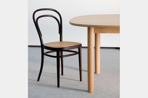 Chaise N°14par Thonet