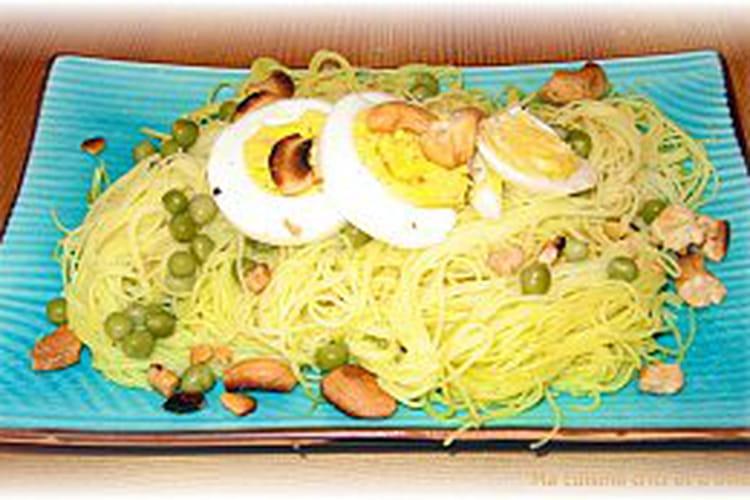 Vermicelle de riz à la sri lankaise