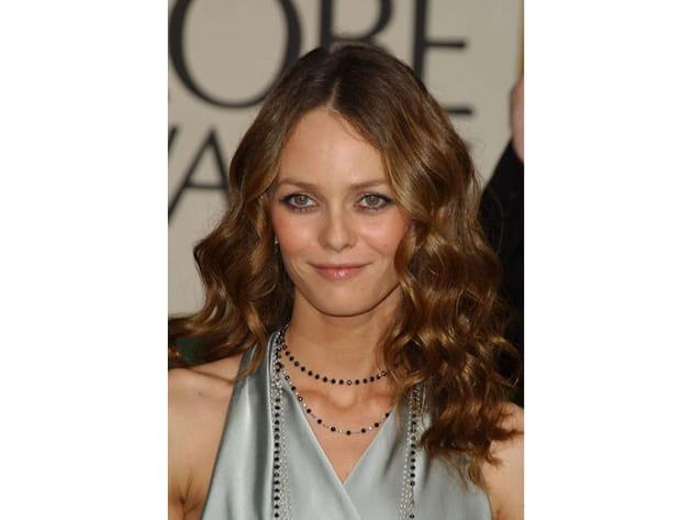 Vanessa Paradis: les cheveux wavy